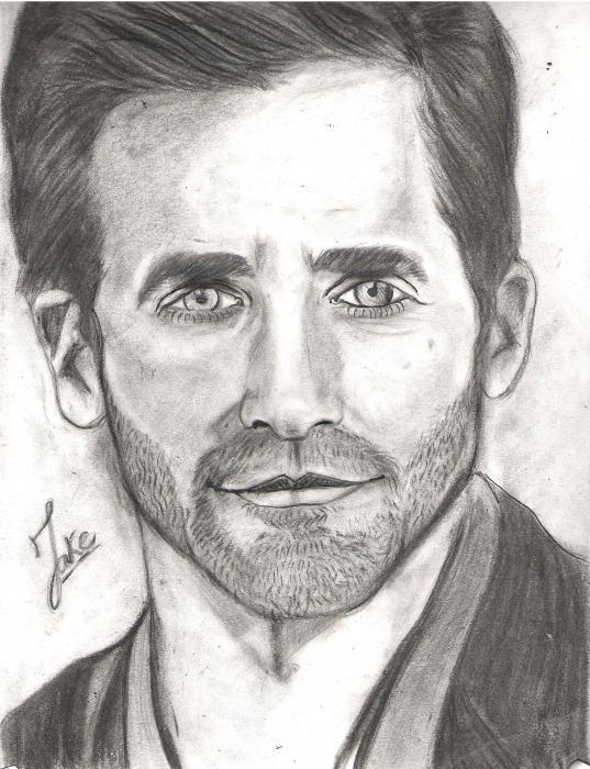 Jake Gyllenhaal by NoColour